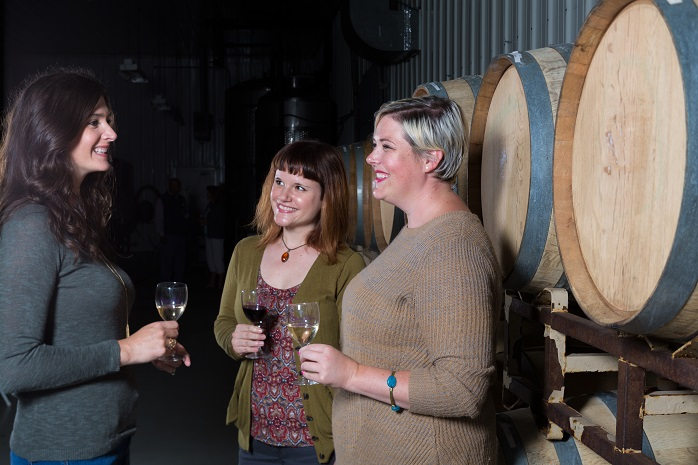 Your Tour de Tanks ticket is your passport to behind-the-scenes tours of family-owned wineries and more educational presentations that open the world of wine to everyone.