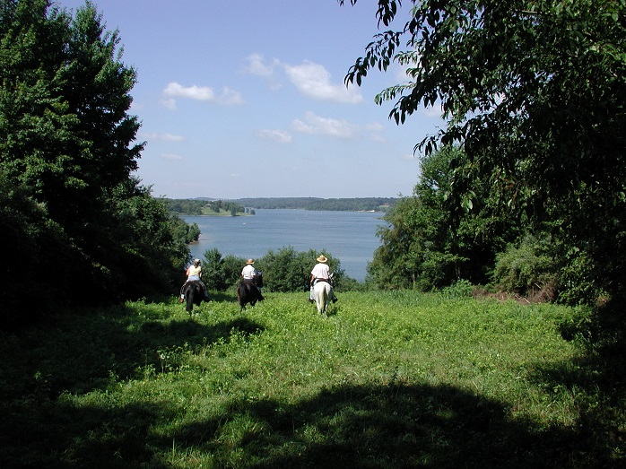 Codorus State Park features 19 miles of trails for hiking, biking and horseback riding.