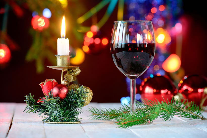 Gather with friends for a holiday dinner to remember with Naylor Wine Cellars.