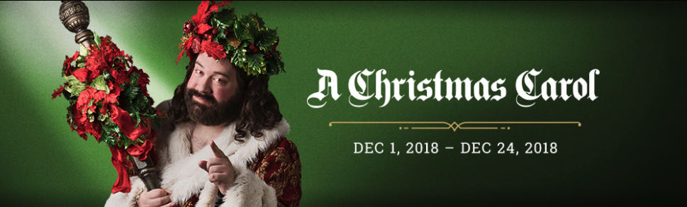 Christmas Carol at Hale Center Theater