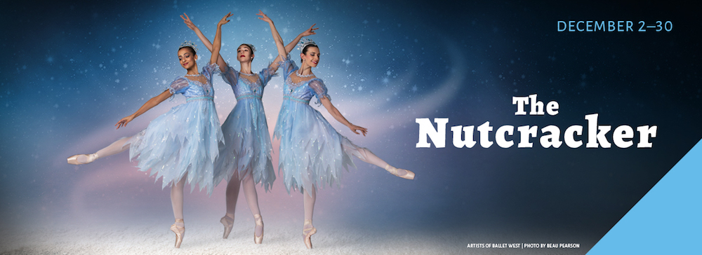 The Nutcracker at Ballet West