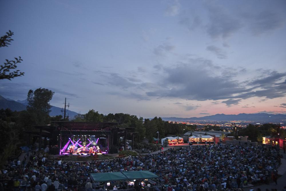 Summer Outdoor Concerts In Salt Lake