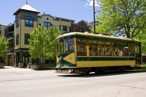 old town trolley
