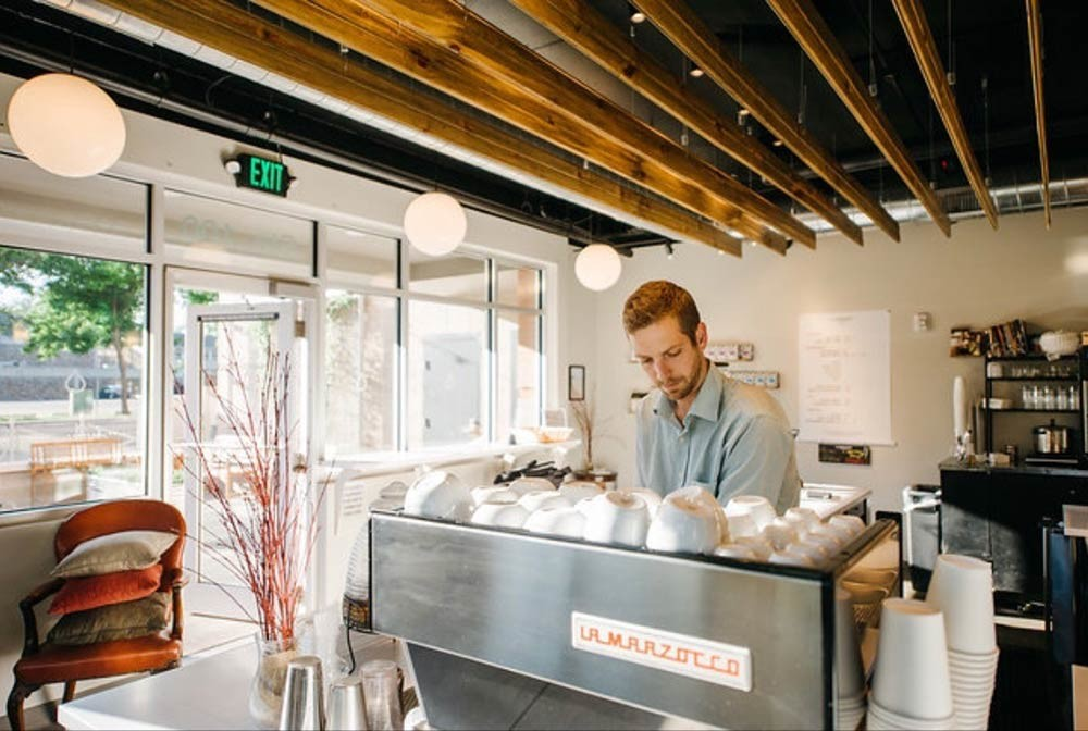Fort Collins Community Connections: Harbinger Coffee