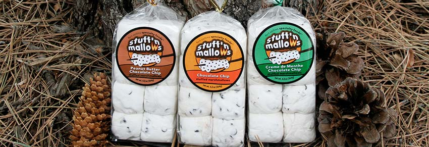 Stuff'n Mallows packages
