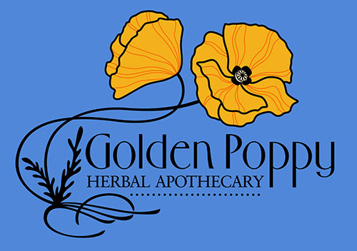 Golden Poppy Logo