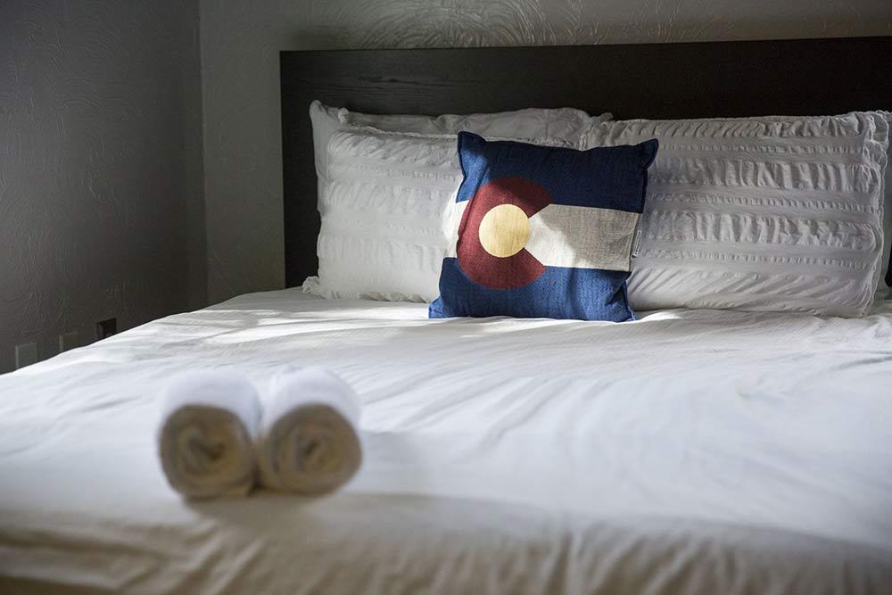 Solarium International Hostel Bedroom