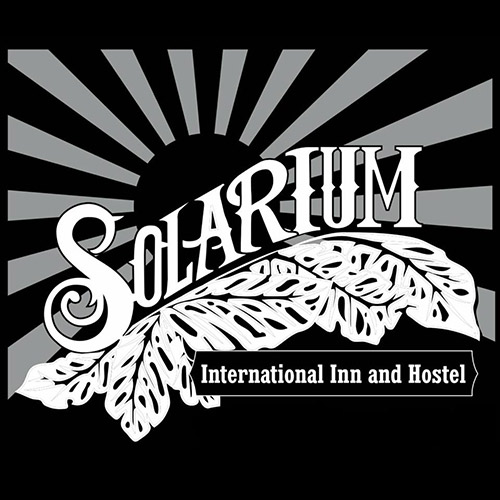 Solarium International Hostel Logo