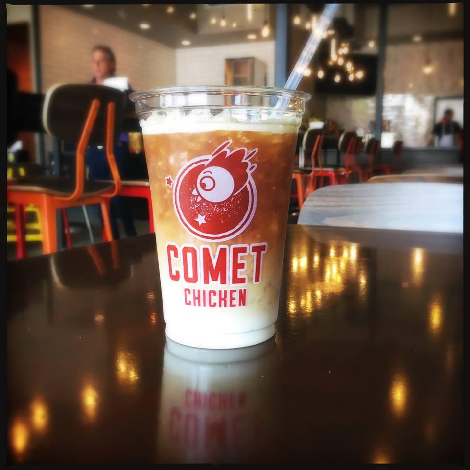 Comet Chicken