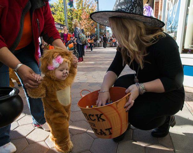 Tiny Tot Halloween