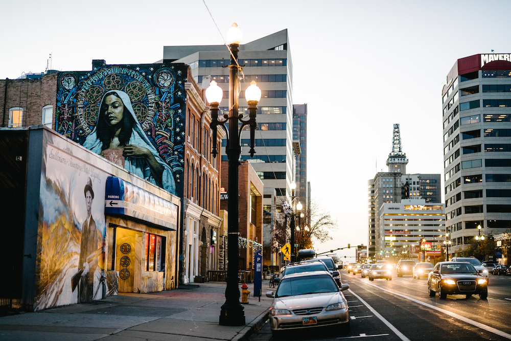 Image result for salt lake city downtown