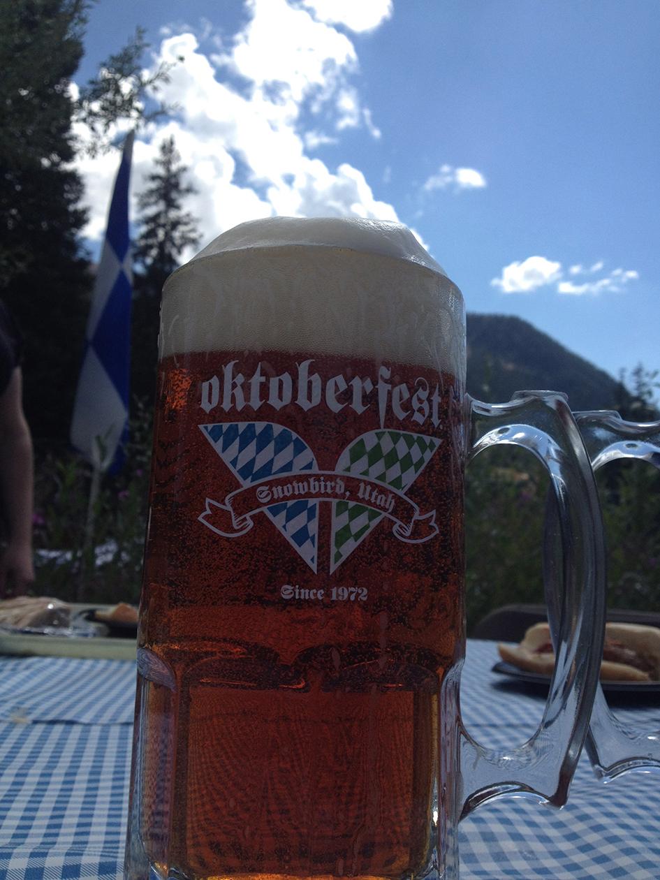 Cheers to Oktobierfest