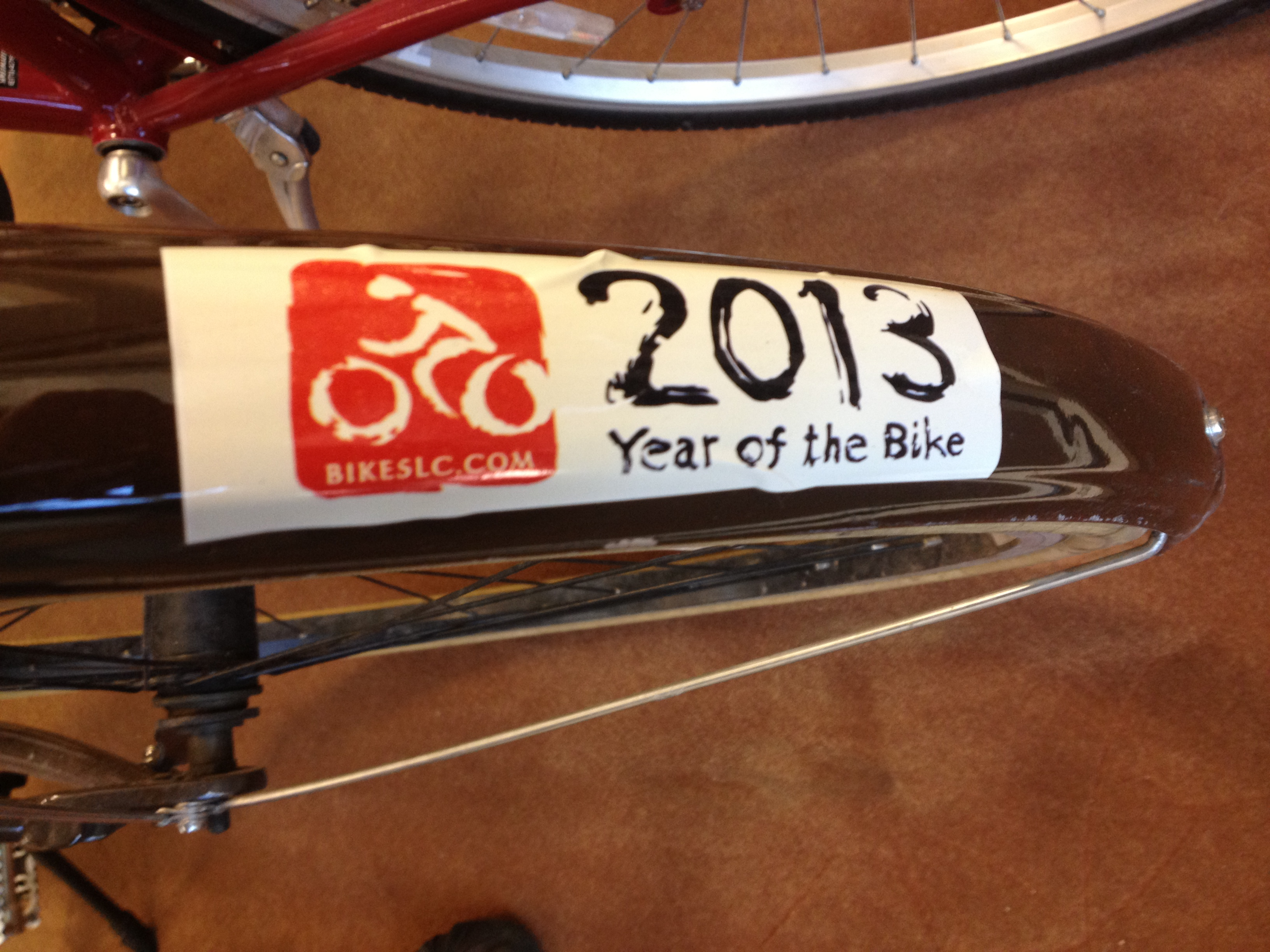 Year of the Bike