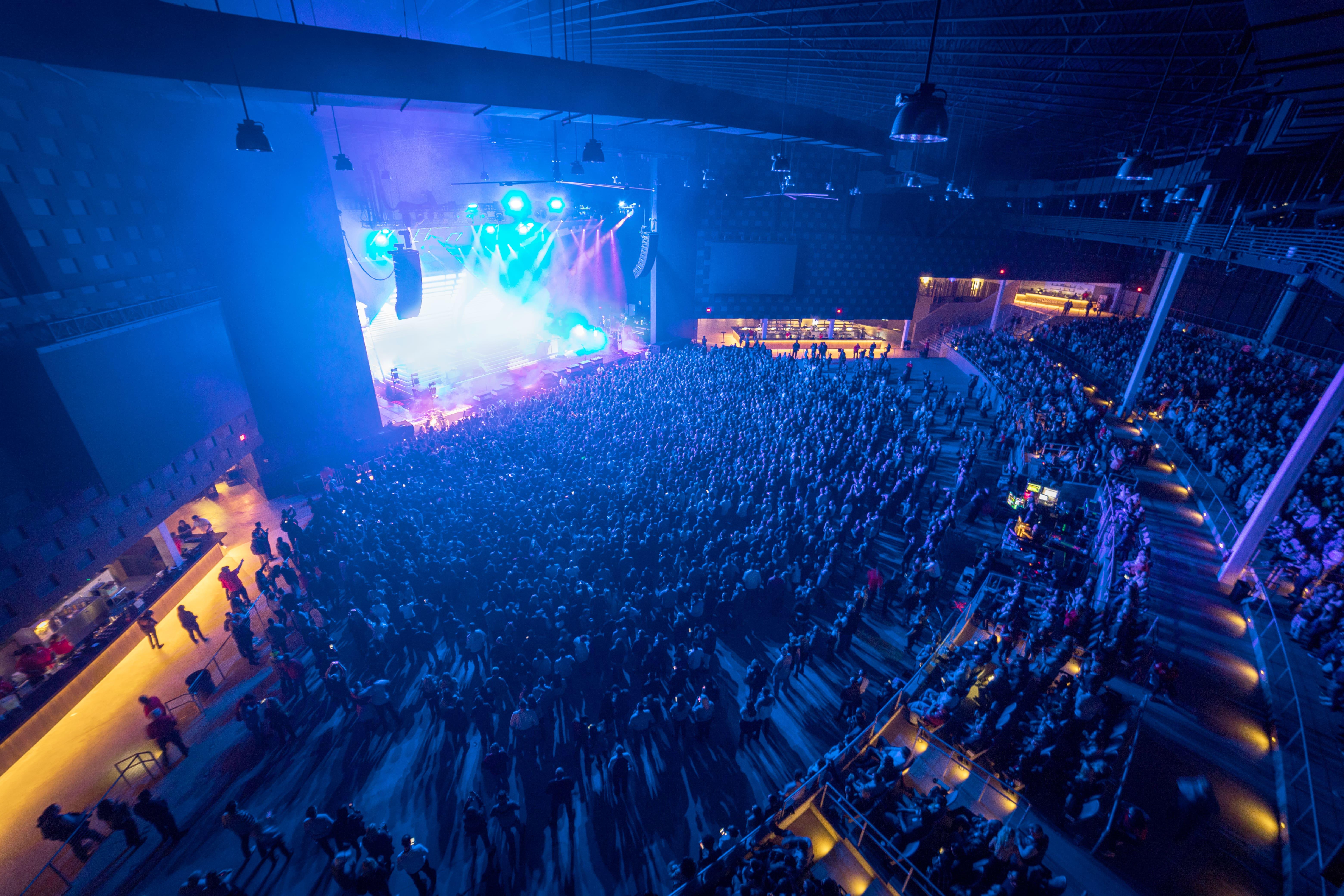 Toyota Music Factory Live Entertainment Venue Irving Tx