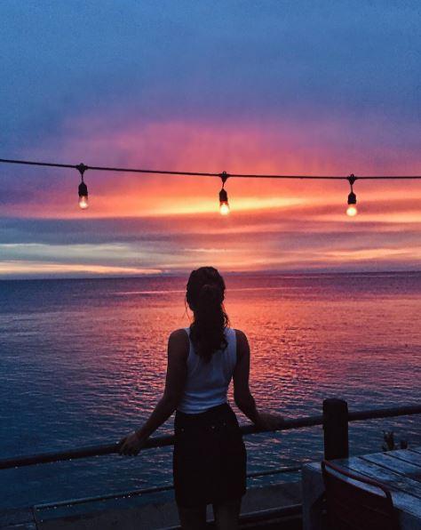 anouskapb-pushcart-sunset