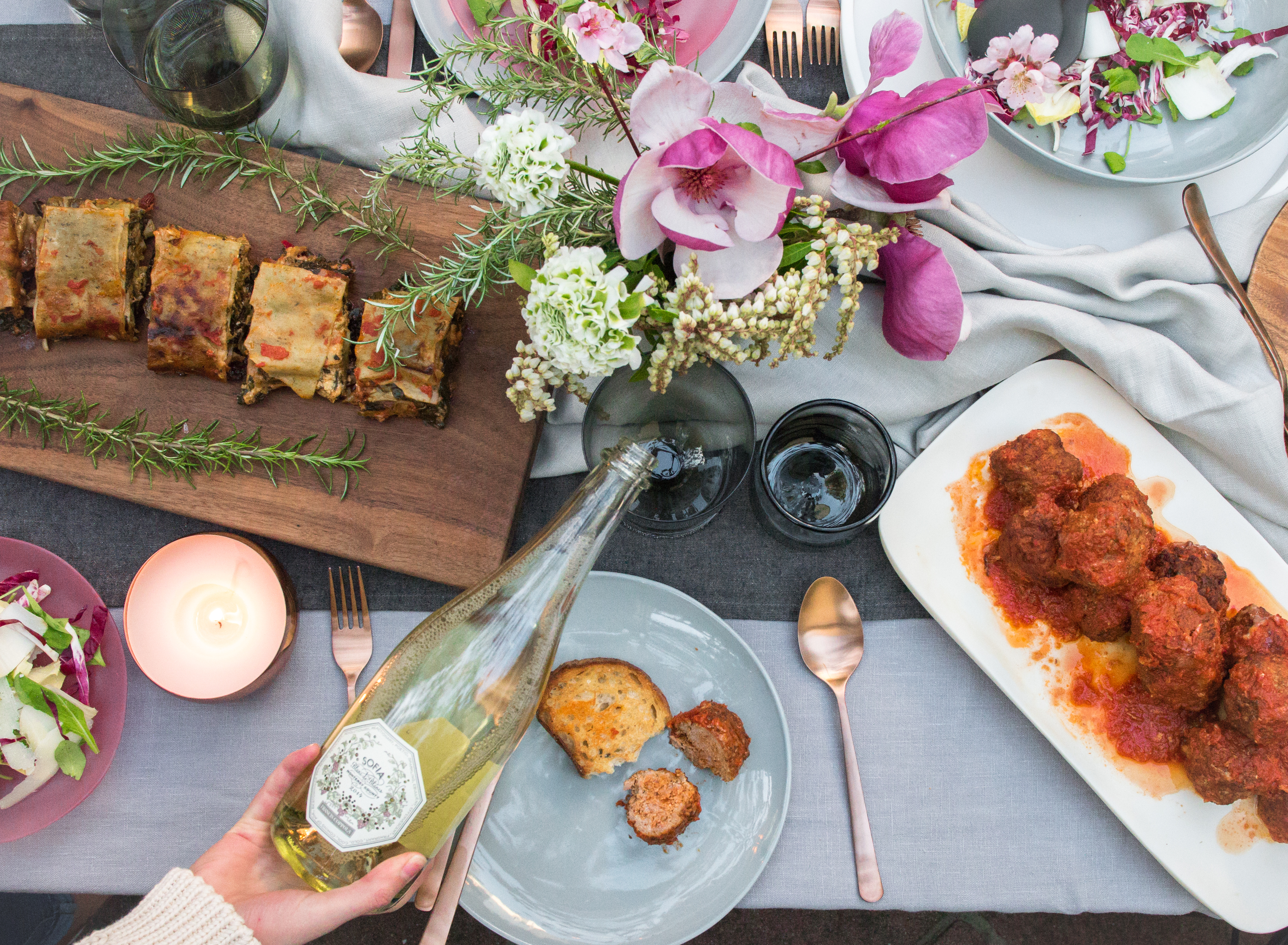 dinner dates san mateo county plant-based diet