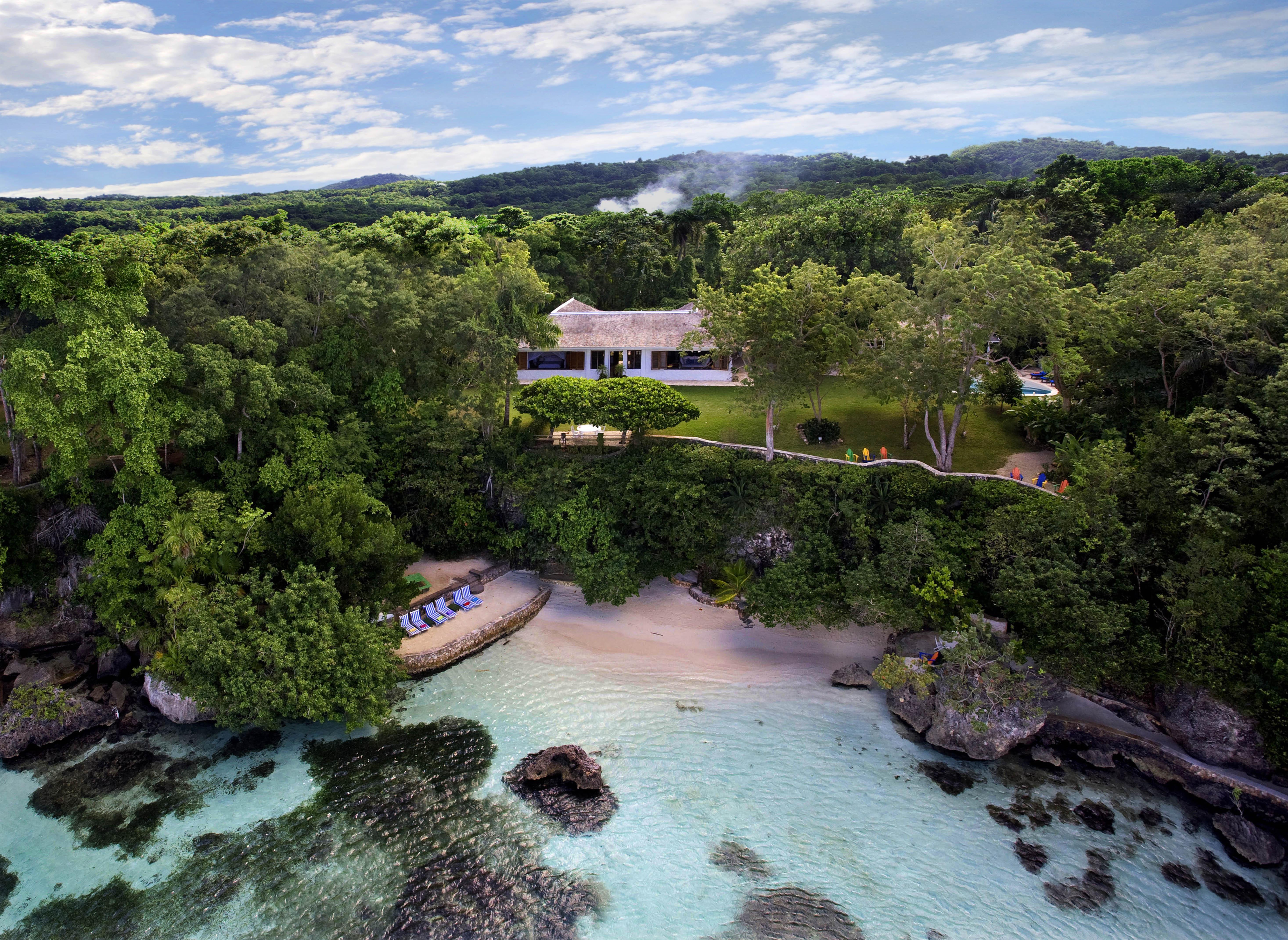 Goldeneye Jamaica The Birthplace Of Bond