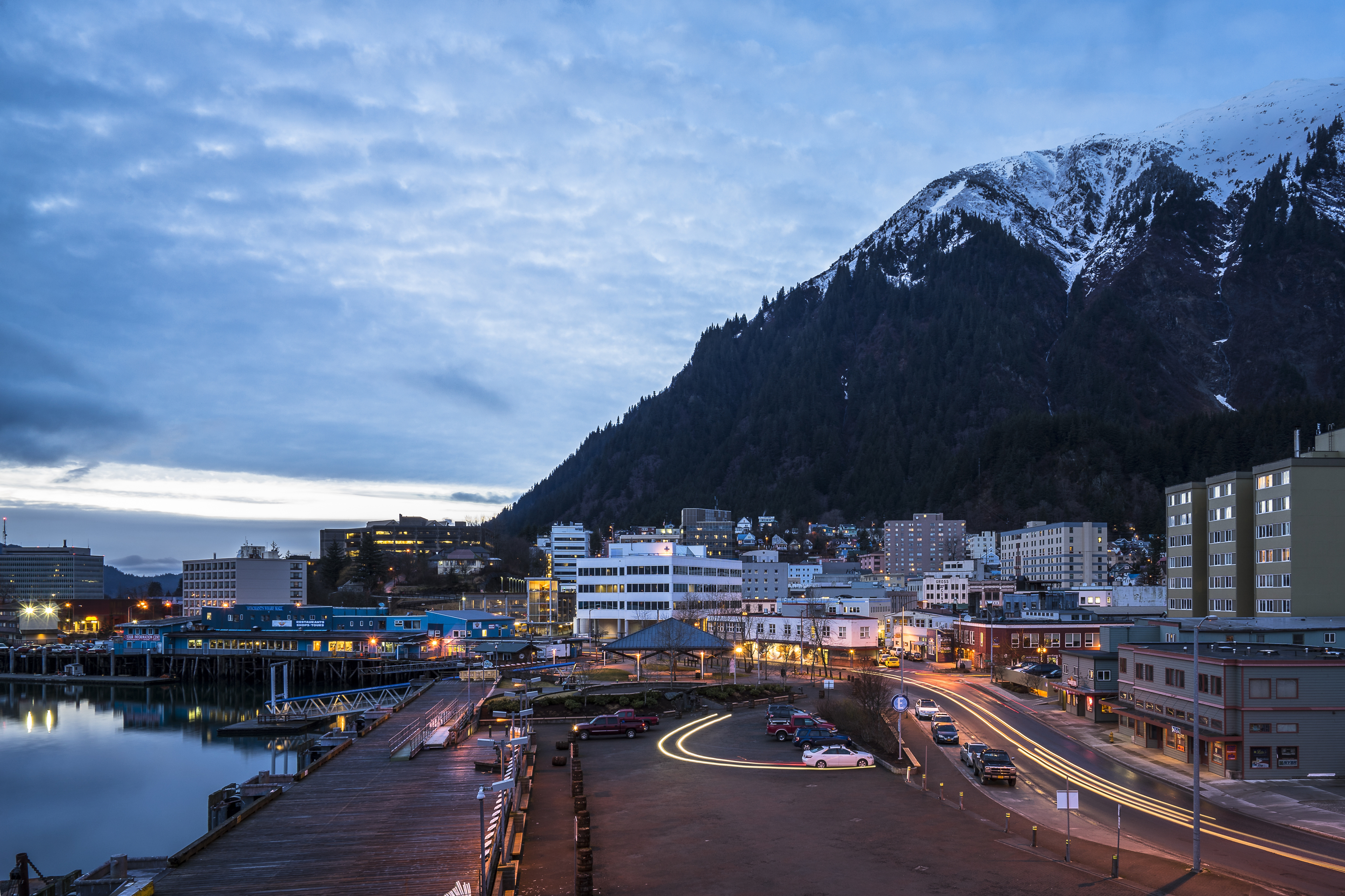 Time in juneau alaska right now