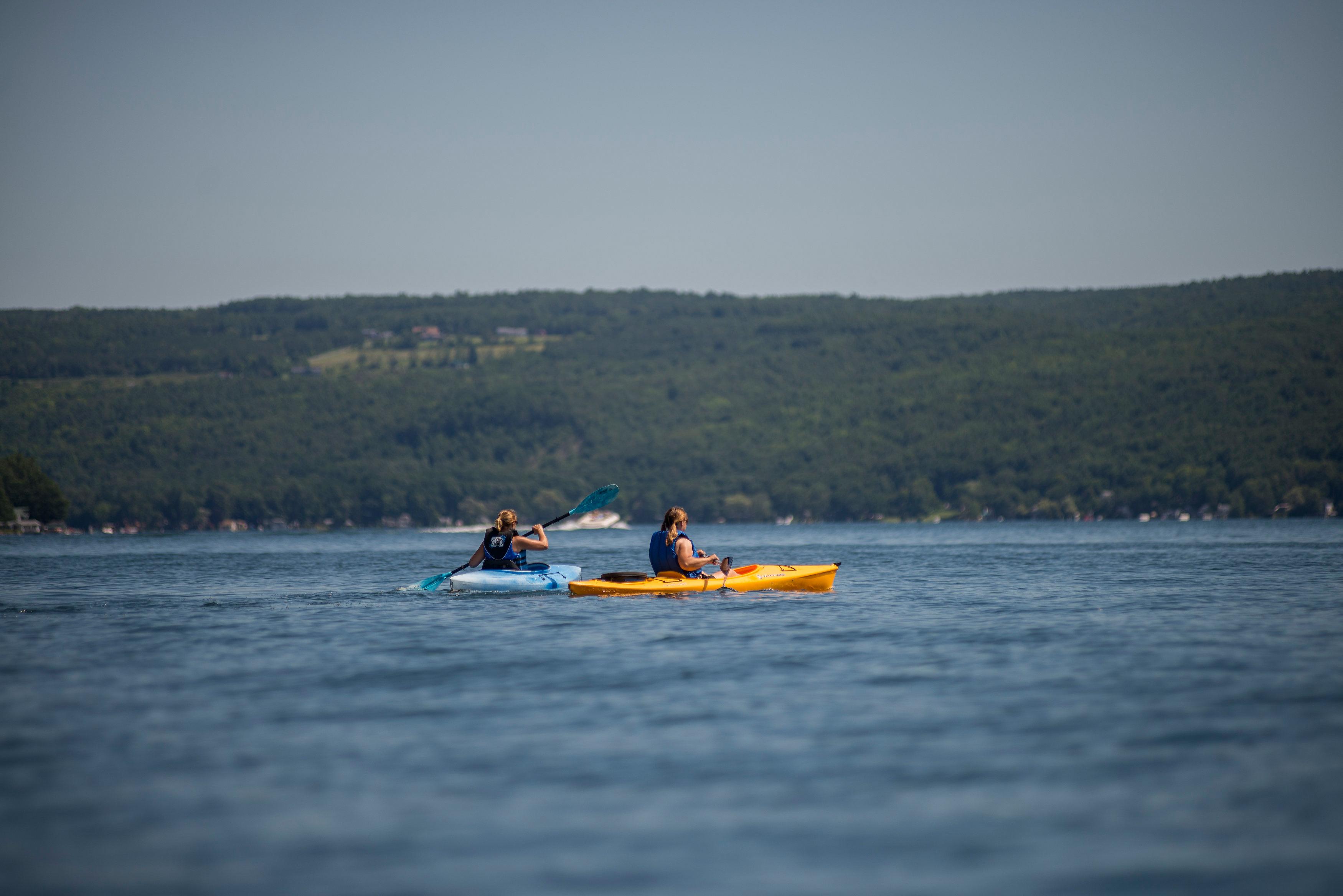 Keuka Lake - History & Attractions | Finger Lakes Region