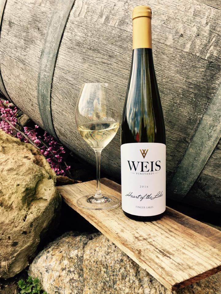 Weis Vineyards courtesy of Weis Vineyard