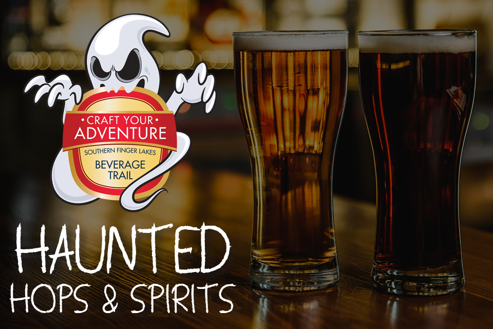Haunted Hops and Spirits