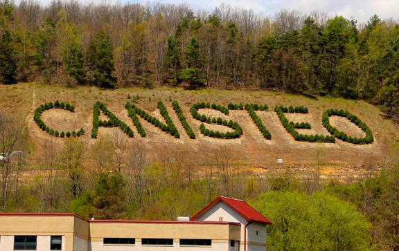 Canisteo Living Sign