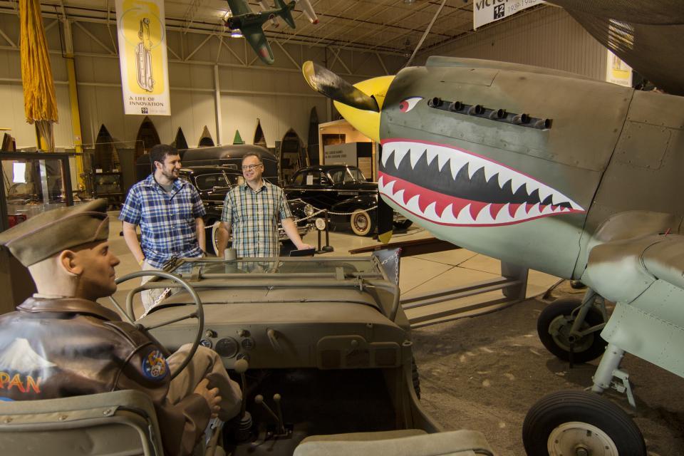 Glenn Curtiss Museum courtesy of Stu Gallagher