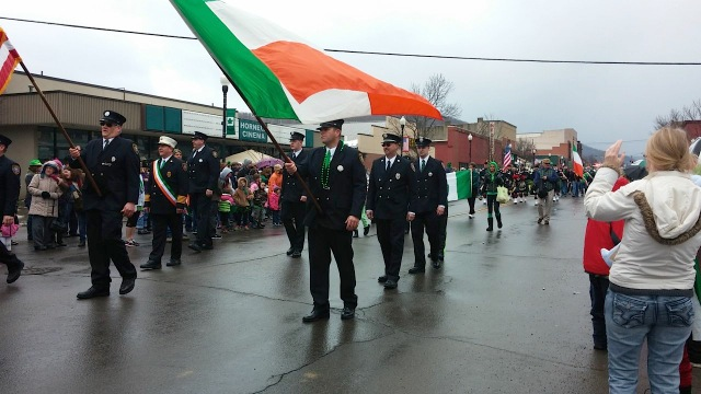 Hornell St. Patrick's Day Parade