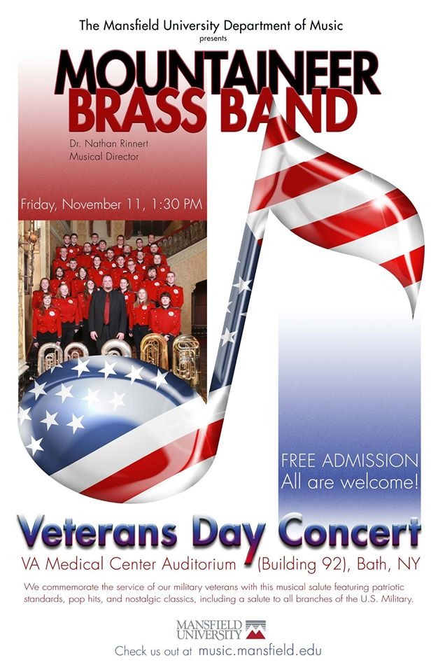 Bath VA Veterans Day Concert