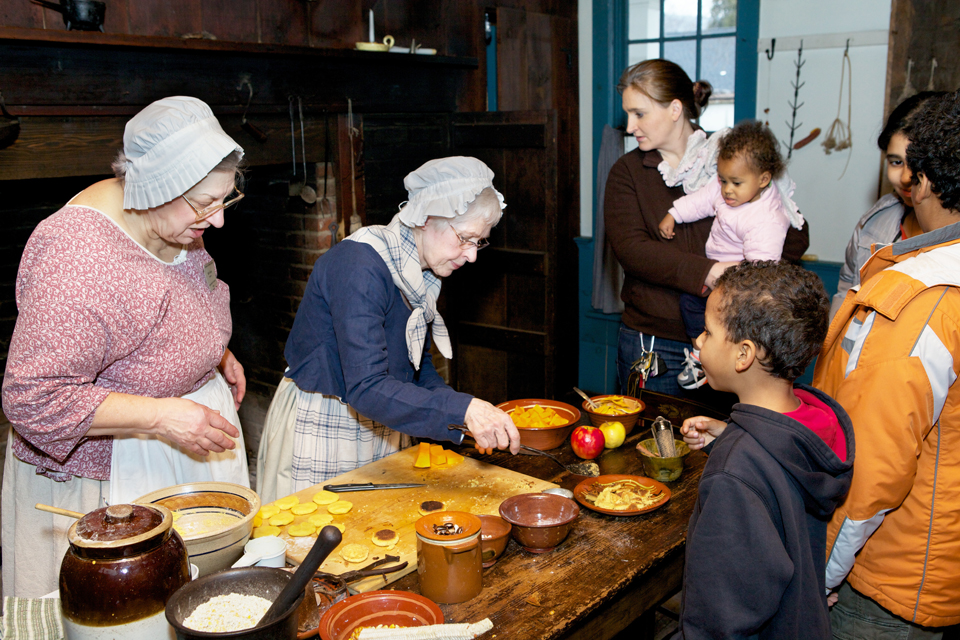 Holiday Open House at Heritage Village of the Southern Finger Lakes