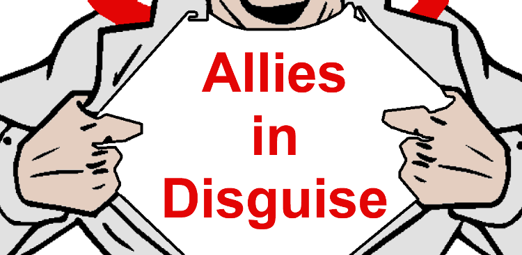 Allies in Disguise 5K courtesy of AIM