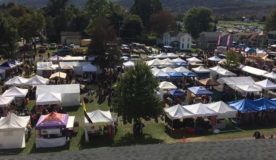 Cohocton Fall Foliage Festival