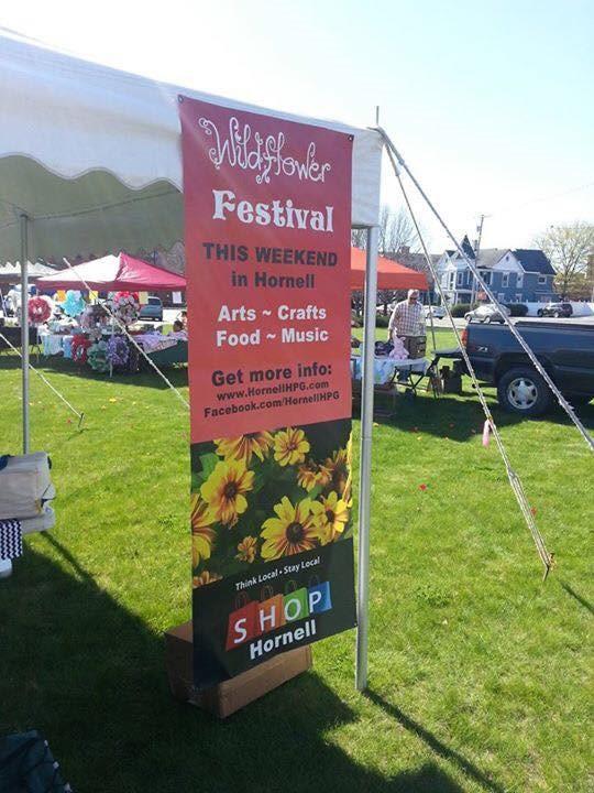 Hornell's Wildflower Festival