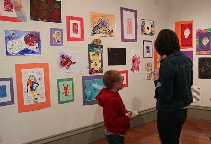 Art Exhibit at 171 Cedar Arts