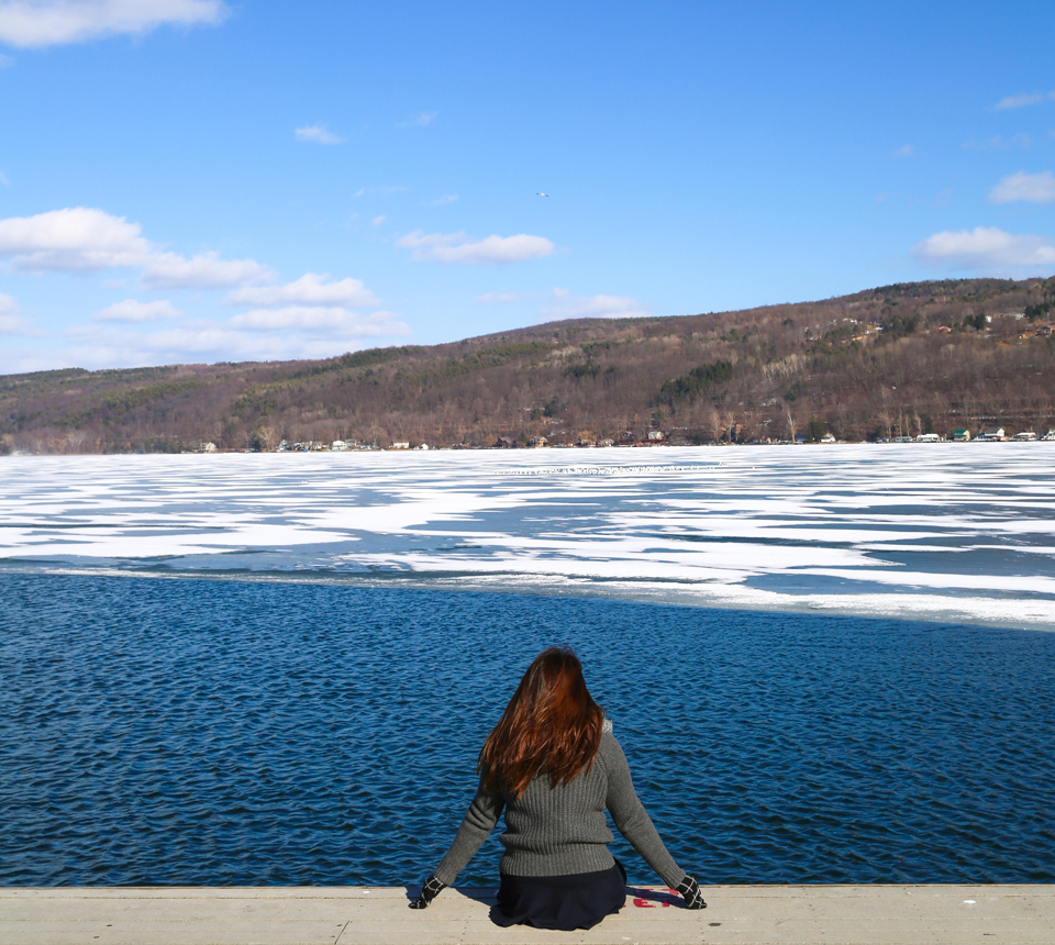 Keuka Lake courtesy of Christine Tsang - Tineey: Diary of a Wanderlust