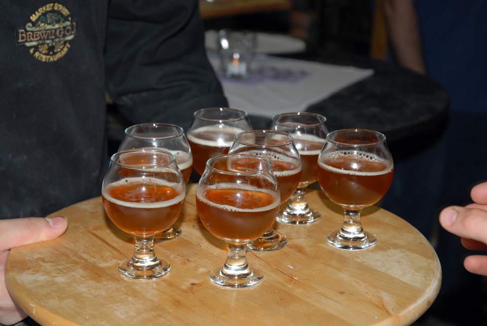World's First Glas Bier Boil & Tasting - Finger Lakes Craft Beer Week