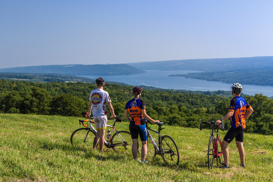 Hammondsport Circle Tour photo by Bonnie Gustin