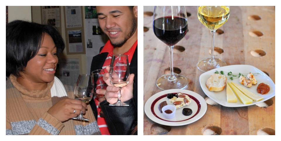 Winter Romance Wine Tasting courtesy of Ravines Wine Cellars