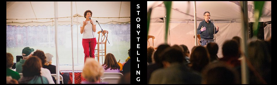 Once Upon a Lake Storytelling Festival in Hammondsport