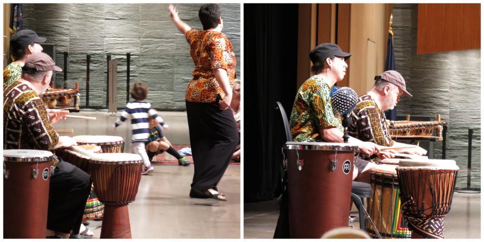 Diaspora Drumming Ensemble