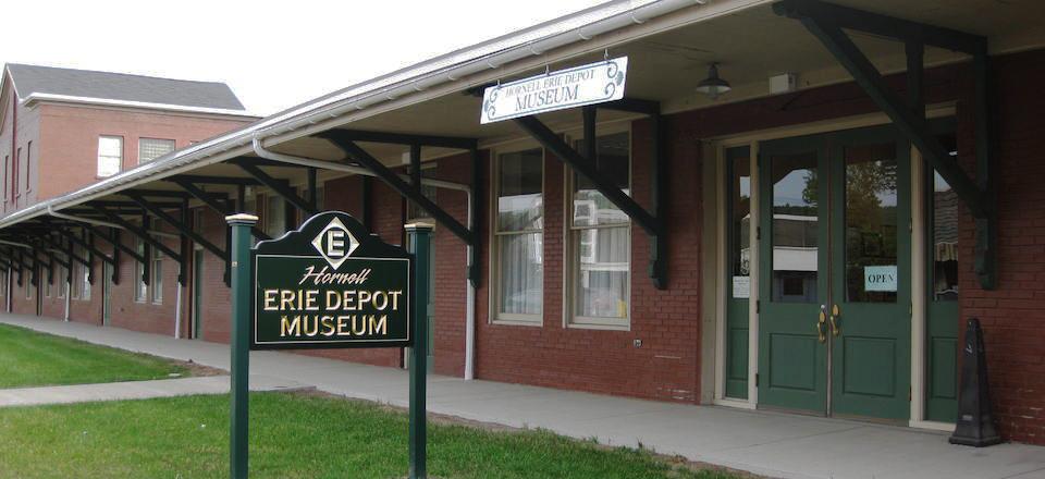 Erie Depot Museum
