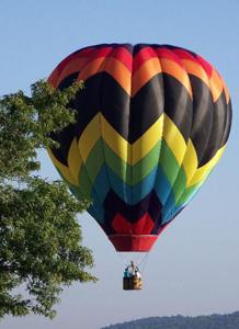 Dansville, NY Balloon Festival