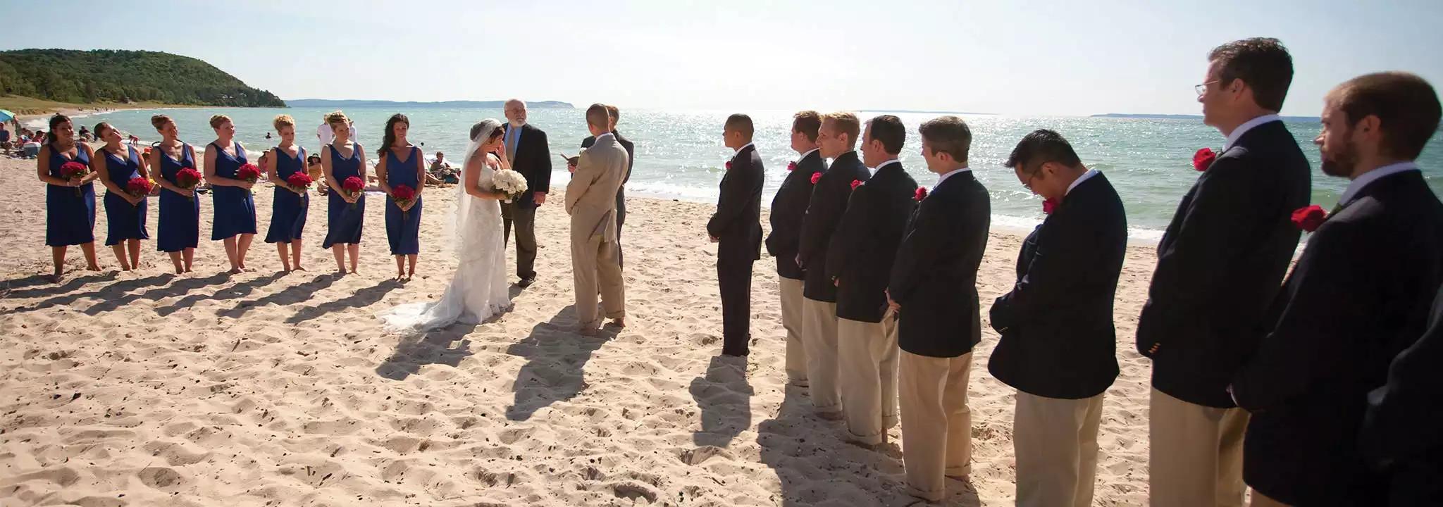 Traverse City Wedding Venues Resorts Hotels Beaches