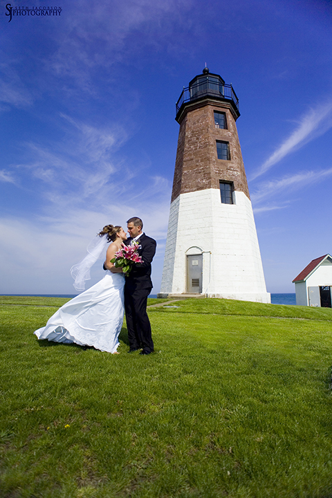 Wedding, Point Judith Narragansett, Seth Jacobson EMBEDDED