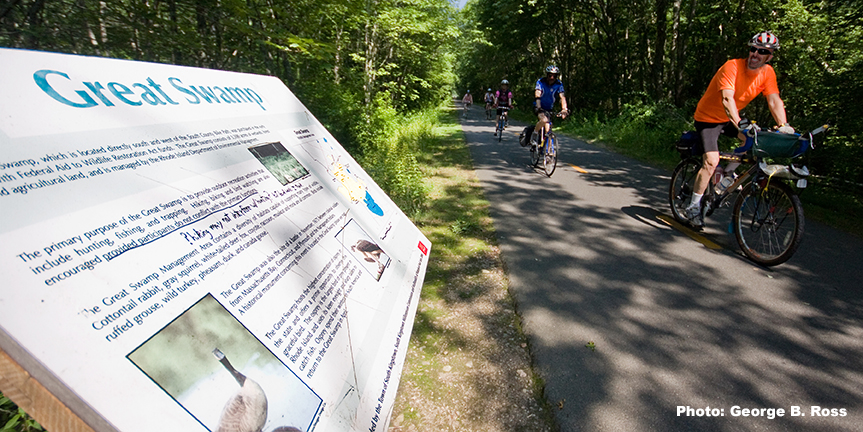 South Kingstown - SC Bike Path, George B. Ross 7-08 retouched