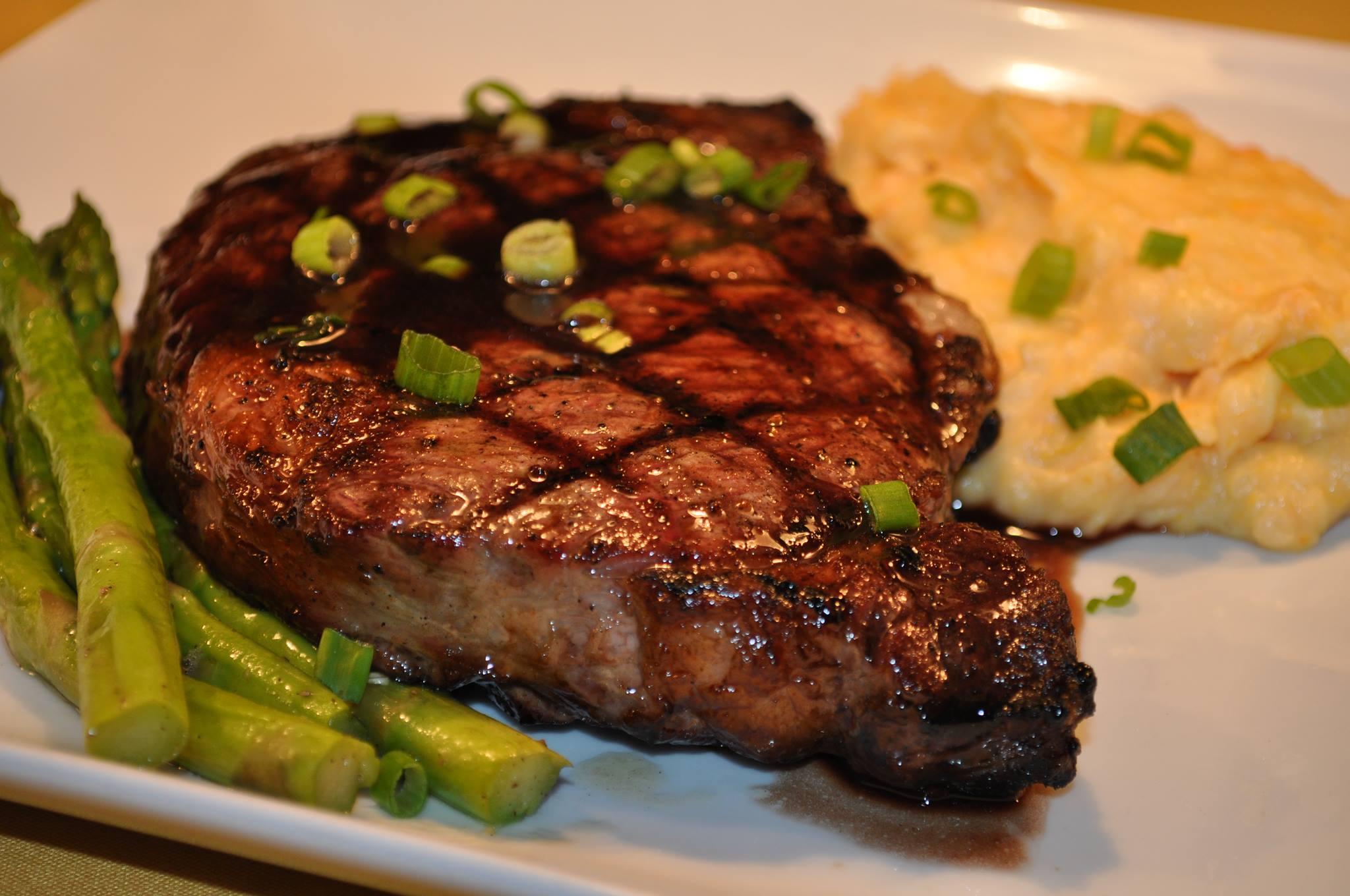Noja; Steak Dinner
