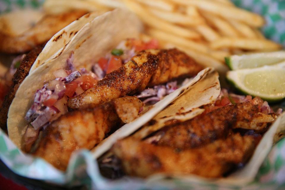 Fish Taco - Wintzells