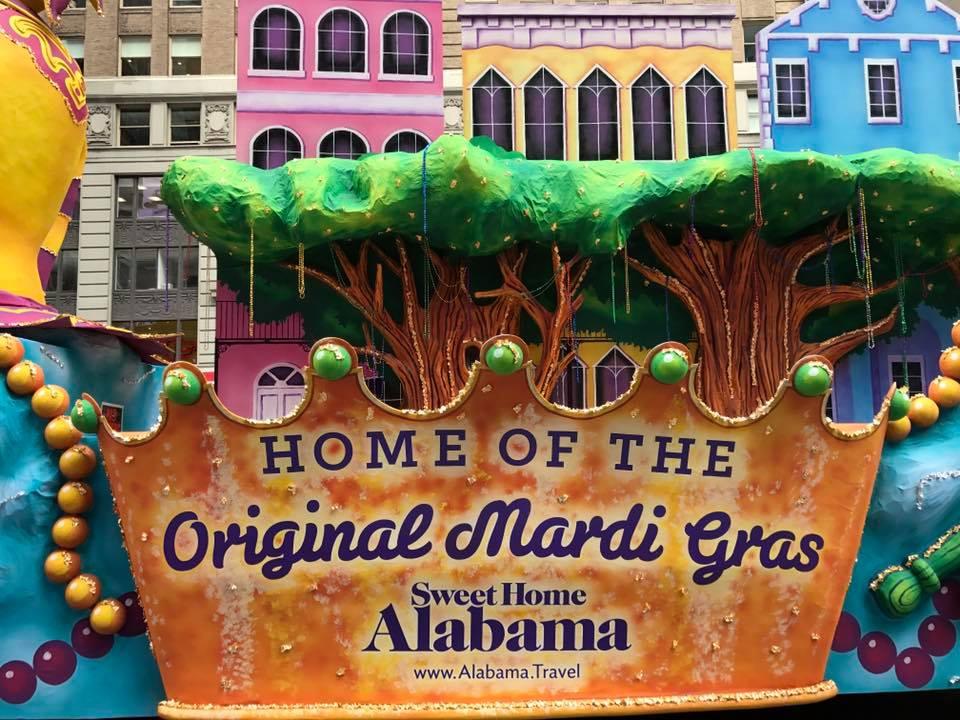 NYC Mardi Gras