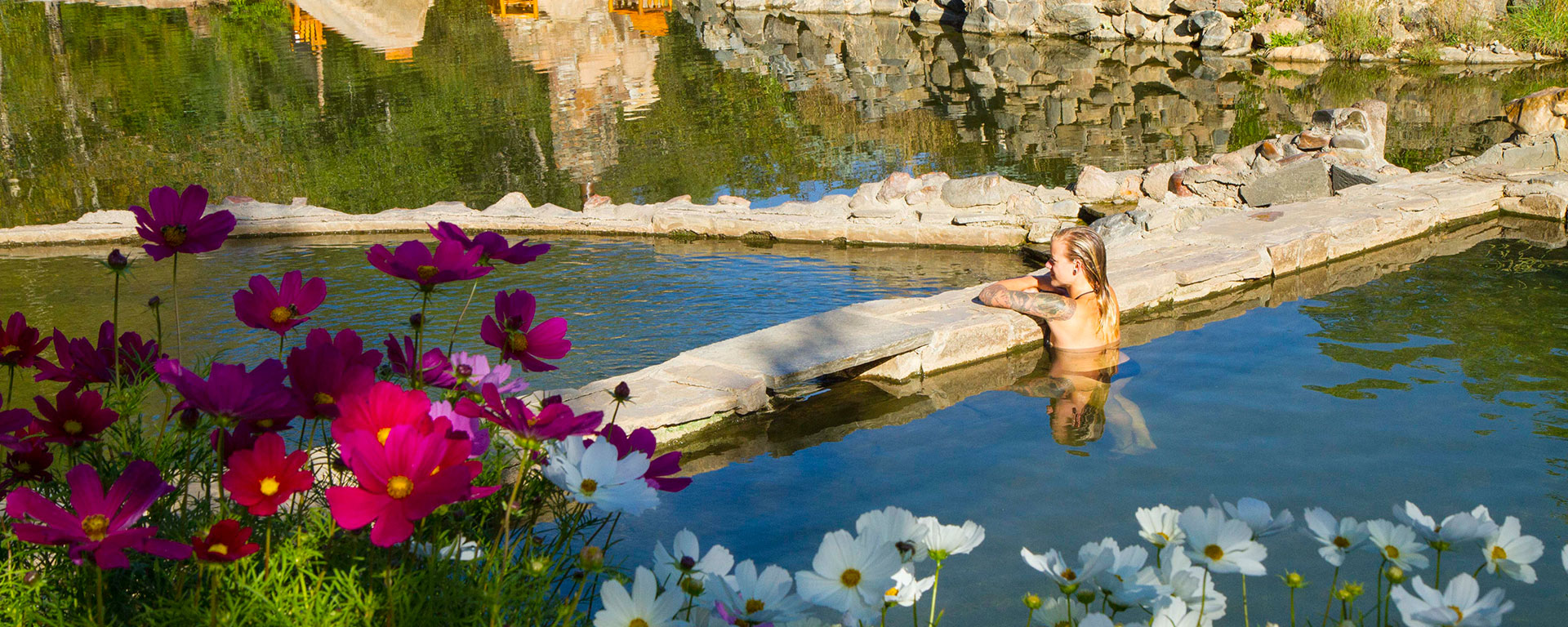 Colorado Hot Springs Near Steamboat Springs