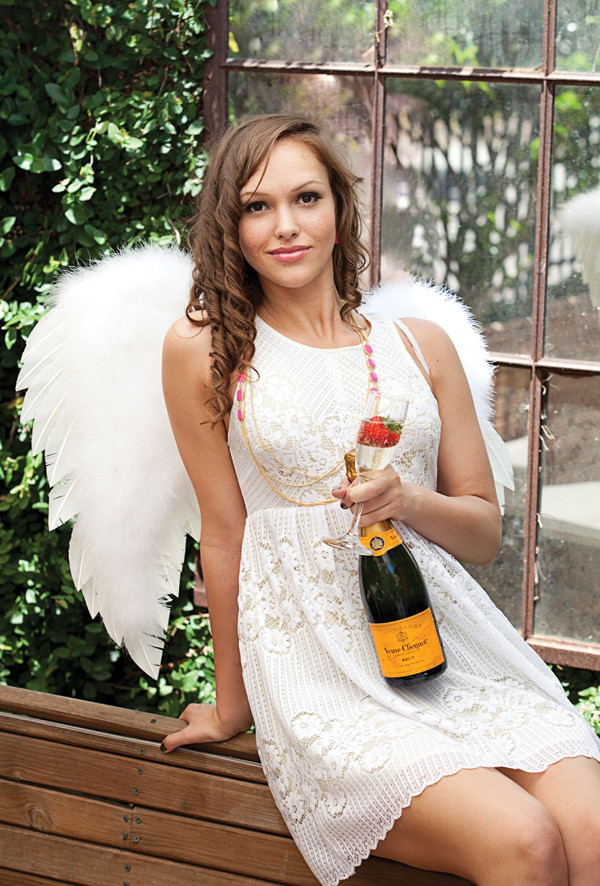 Champagne Angel